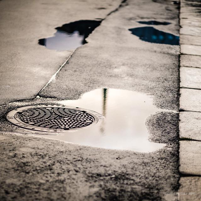 Wet in Bergen - again