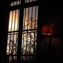 night falling