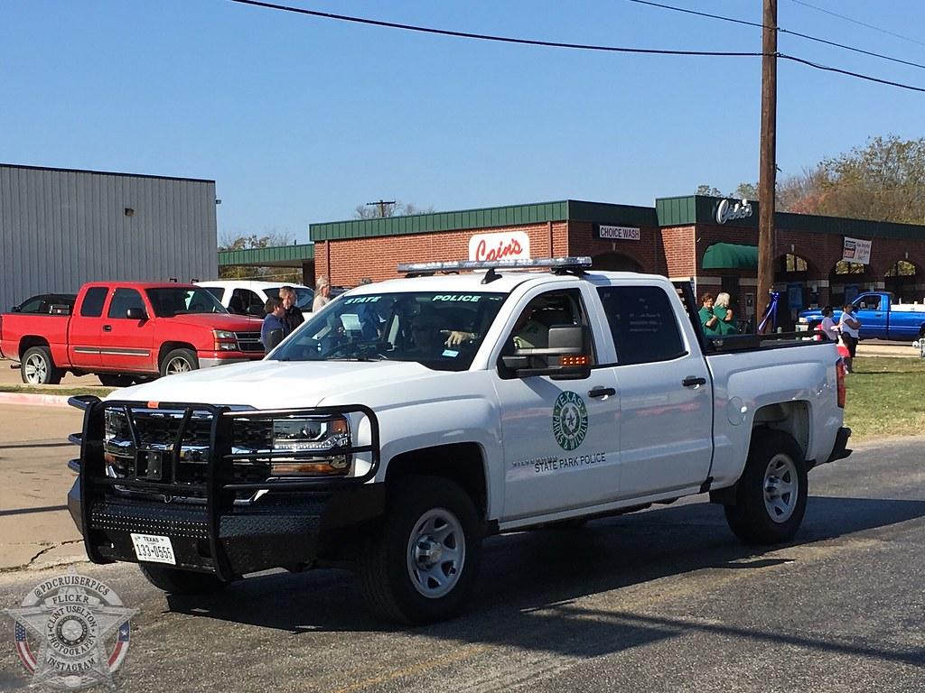 Texas Parks & Wildlife State Park Police | Clint Uselton | Flickr