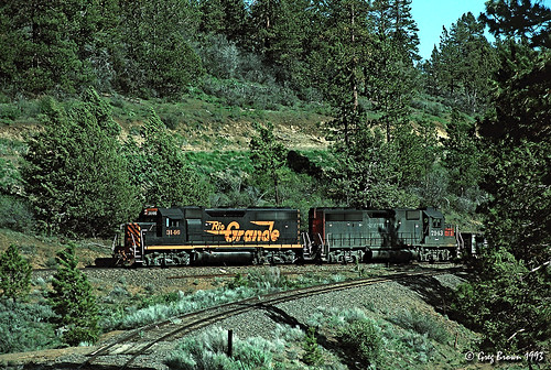oregoncaliforniaeastern ocerailway oce southernpacific sp klamathcounty klamathbasin oregon abandonedrailroad railroads trains