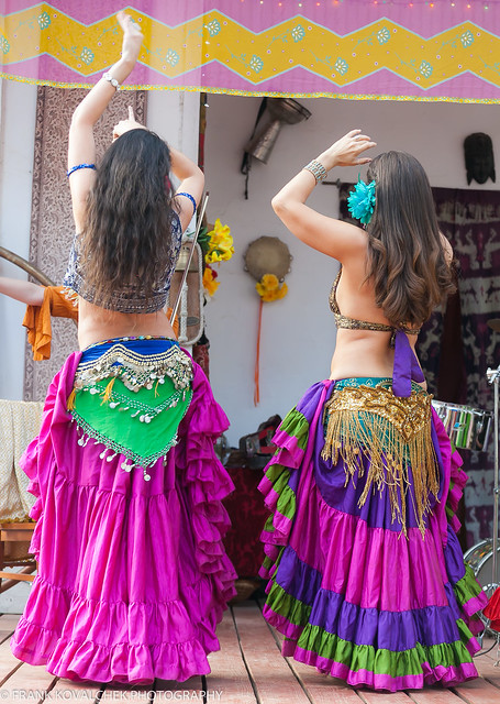 Gypsy Dance Theatre performance at the 2017 TRF