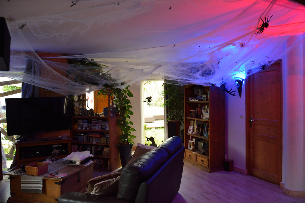 halloween 2018 decoration interieur maison (14) | halloween ...