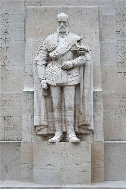 Le Mur des réformateurs (Genève, Suisse)