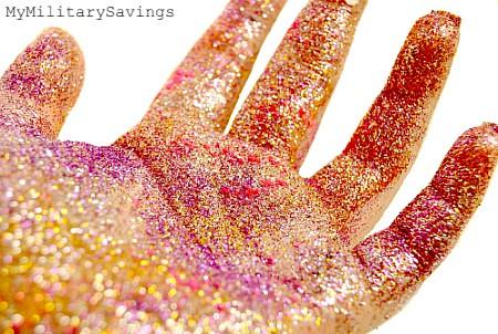 glitter | by katiedurgin
