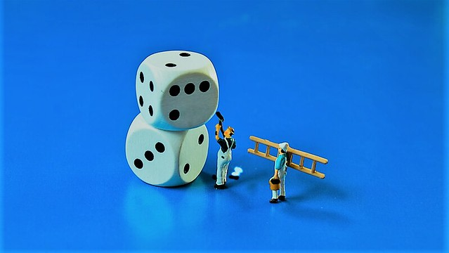 MACRO MONDAYS : ' Games or game pieces '