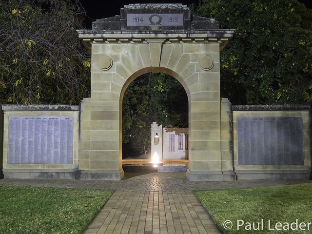 War Memorial - Wagga Wagga NSW