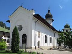 Kloster Agapia