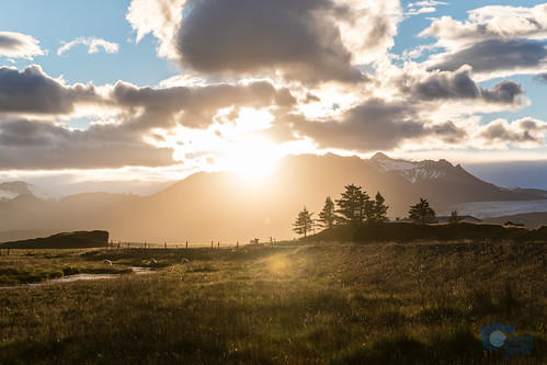 oriental islandia is hoffell photojordi sunset iceland