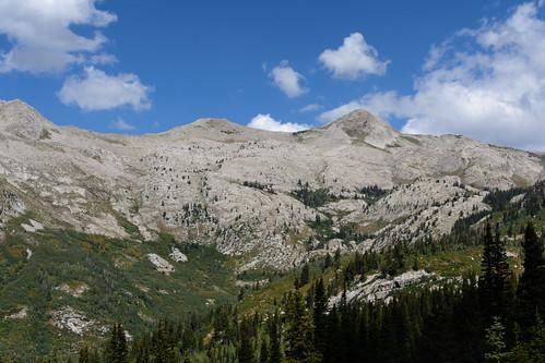 utah uintawasatchcachenationalforest lonepeakwilderness pfeifferhorn landscape mountain nature alpineridge hiking nikond7100 wasatchrange wasatch wasatchmountains