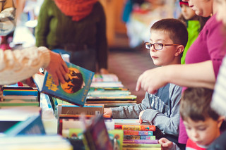 2017 Traverse City Children's Book Festival | by jimbarnesIPPY