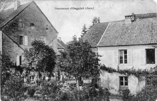 couvent-collège des Ursulines à Orgelet