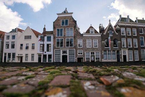 Typical houses in Zeeland | by knipslog.de