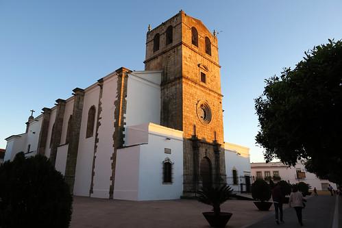 olivenza olivença badajoz extremadura españa spain iglesia igrexa igreja church iglesiasantamaríamagdalena antiguo old religión atardedecer sunset
