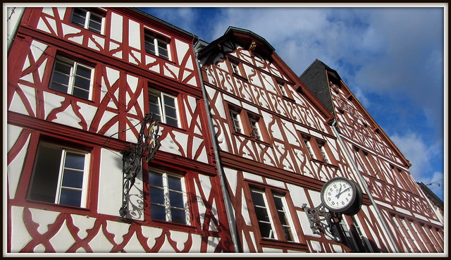 Timbered Trier (explored 22/11/2017)