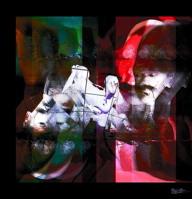 Unobtainable love 2/ Artist : Theda Tammas