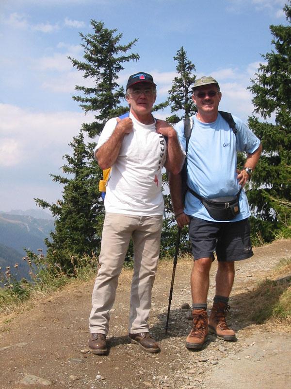 Course en Montagne 2003