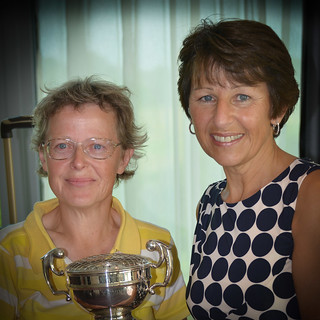 089 - Evelyn Postles Lady Captain's Day 2013 Competition Winner
