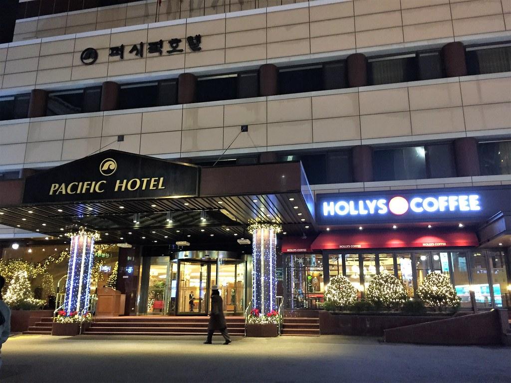 パシフィックホテル ミョンドン
