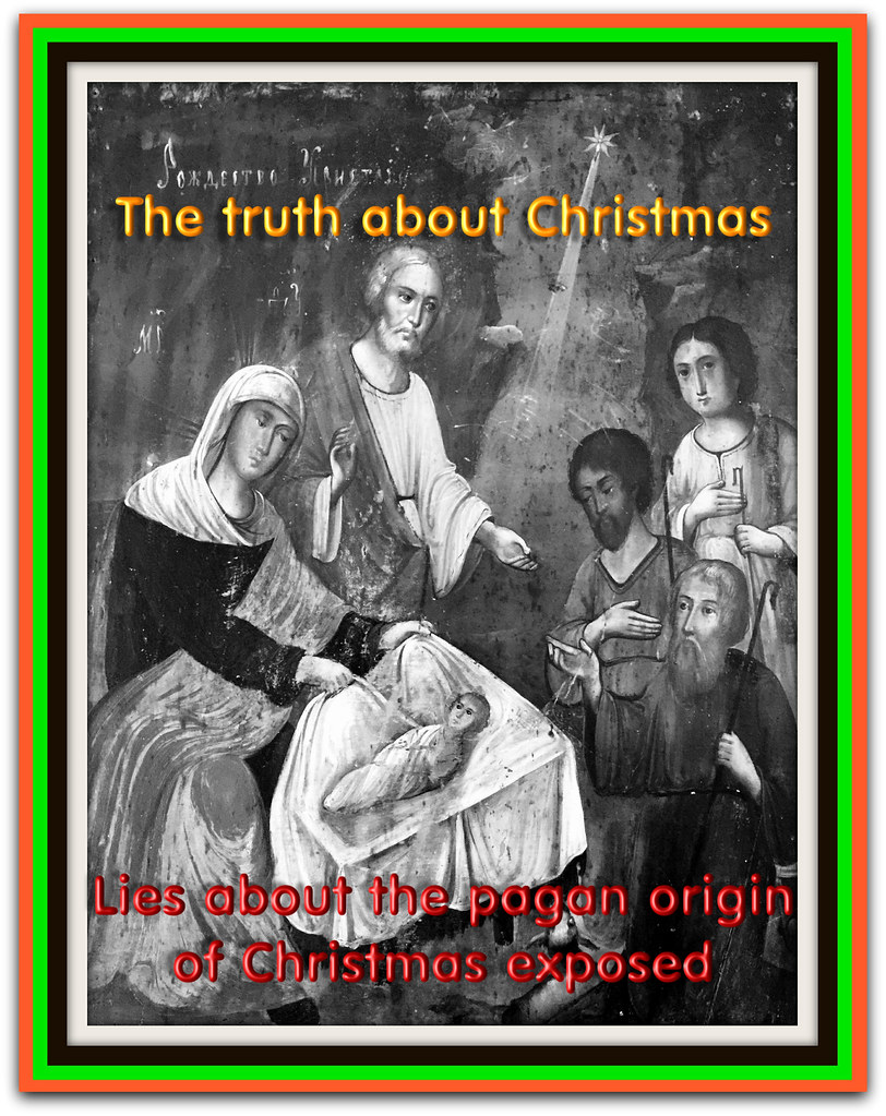 Origin Of Christmas Pagan.The Pagan Origin Of Christmas Exposed As A Lie The Real Tr