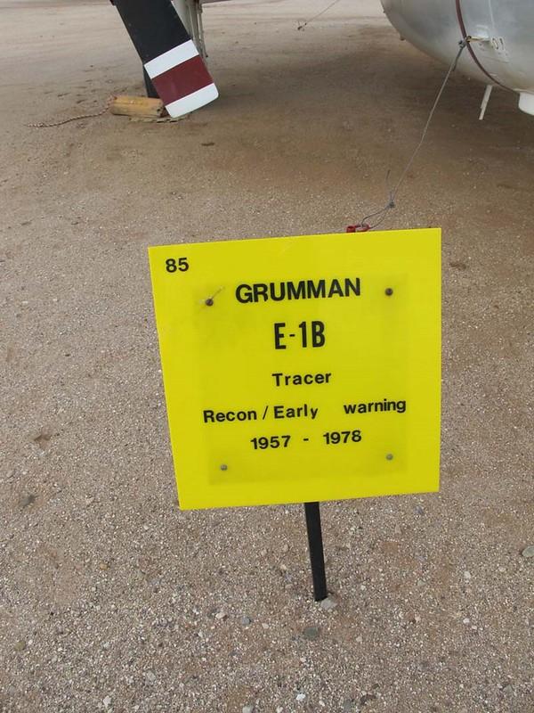 Grumman E-1B Tracer 2
