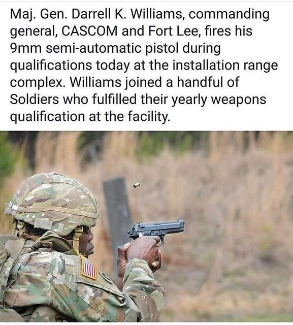 army handgun pew
