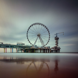 """De Pier"" in Scheveningen 