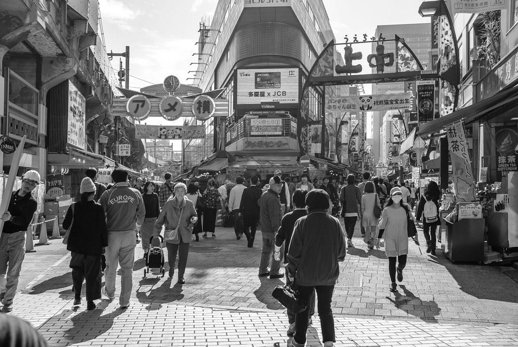 Akihabara, Ueno and Ameyoko Market-113