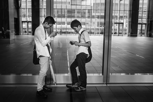 New generation talking | by lskornog
