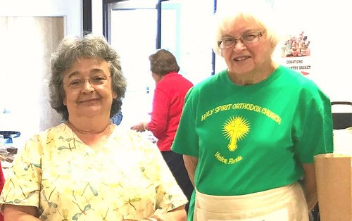 Nellaine and Sylvia | by Holy Spirit Orthodox Church
