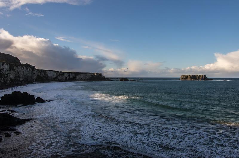 Ballintoy coast, Northern Ireland