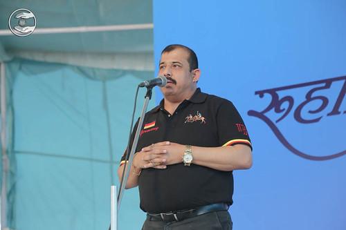 Vijay Bhatia from Behrain, expresses his views