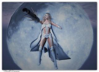 Lady Moon...