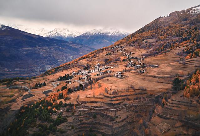 Ozein, Aosta Valley