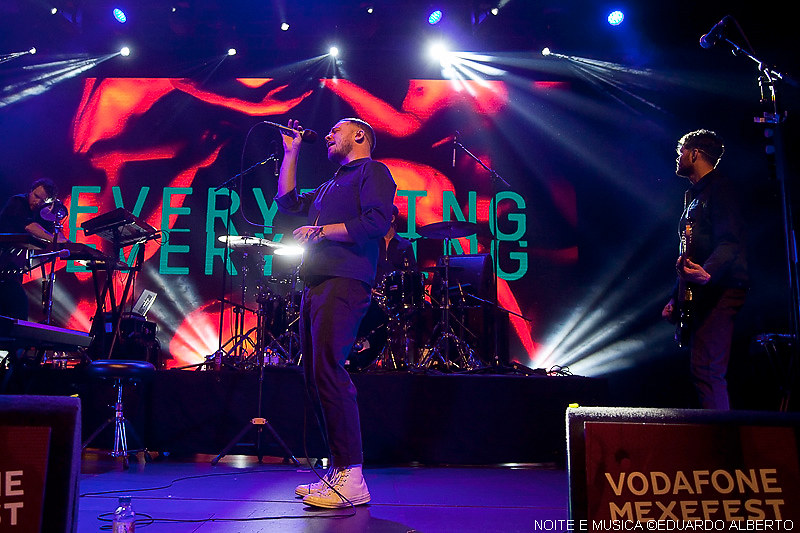 Everything Everything - Vodafone Mexefest '17