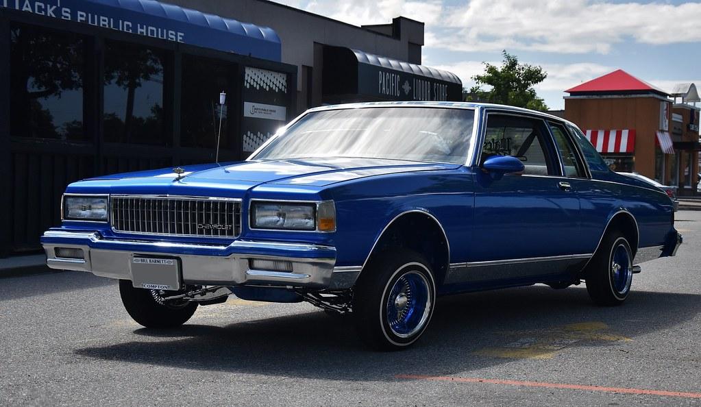 1986 Chevrolet Caprice (Custom) | Custom_Cab | Flickr