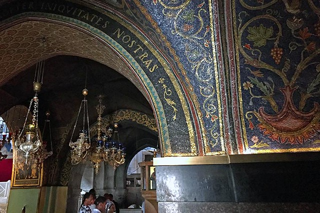 Church of the Holy Sepulchre: Interior (1)