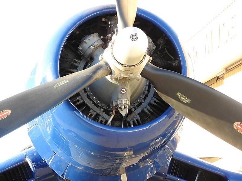 FG-1. Corsair 4