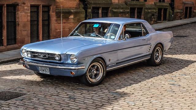 1966 Ford Mustang Hardtop