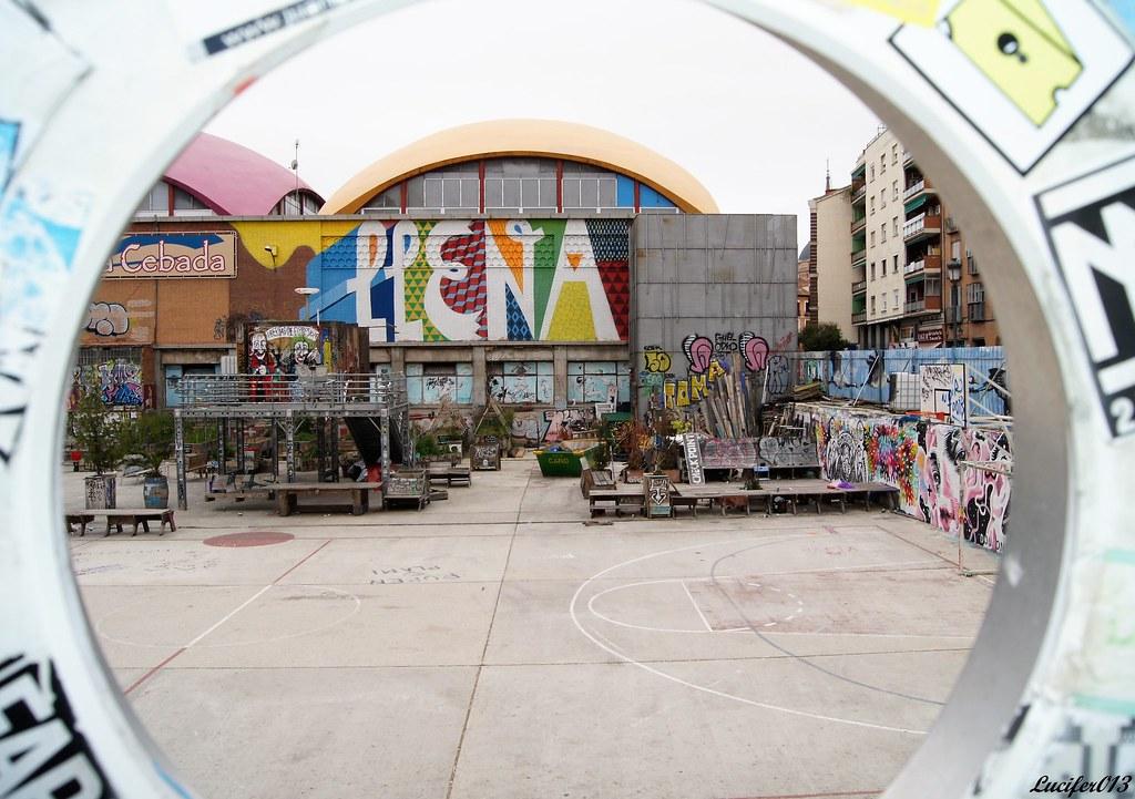 Barrio De La Latina Madrid Espagne Sony Dsc Isabelle Morel