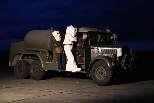 IMG_0356  RAF Fordson Fire Tender with RAF Re-Enactors