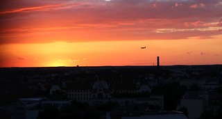 Sonnenuntergang vom Humboldtbunker aus (VI) | by Grüner Nomade