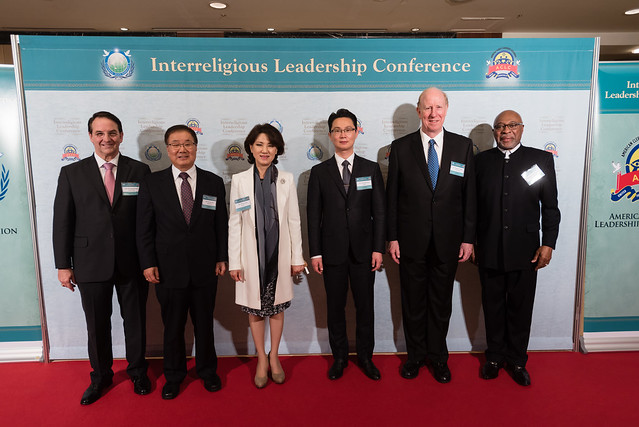 KOREA-2017-11-10-IRLC Day 1-Historic Interreligious Gathering in Seoul, Korea