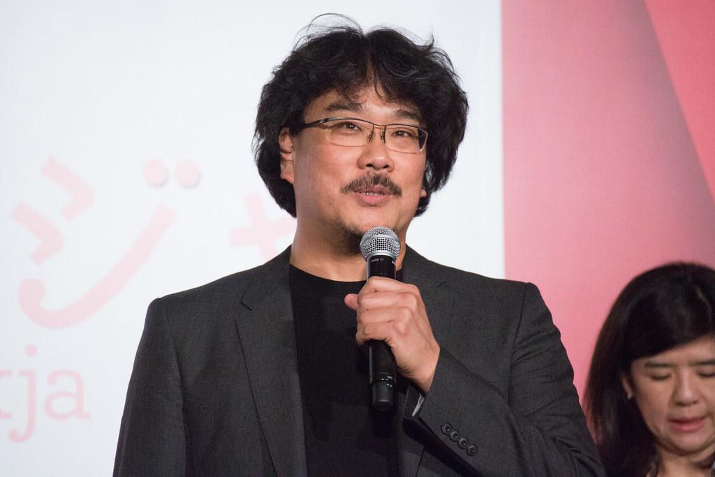 Okja Japan Premiere: Bong Joon-ho