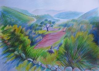 Virtual Paintout - October 2011 - Sardinia