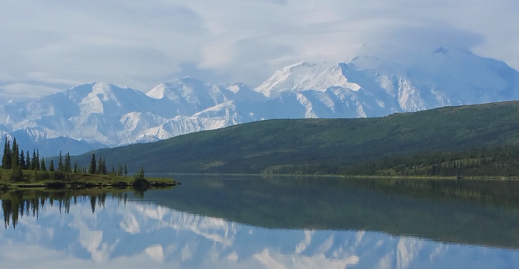 Denali  & Wonder Lake