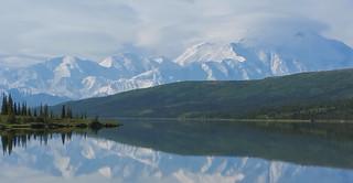 "Denali  & Wonder Lake | by Gregory ""Slobirdr"" Smith"