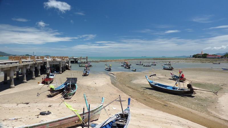 Koh Samui Seatran discovery pier bangrak