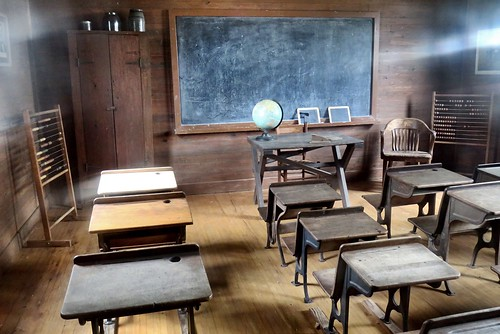 Old School Classroom | by Mr Imperfection