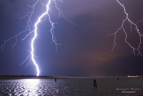 Lightnings over the Venice Lagoon | by Giorgio Pavan Photography