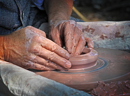 Working Clay